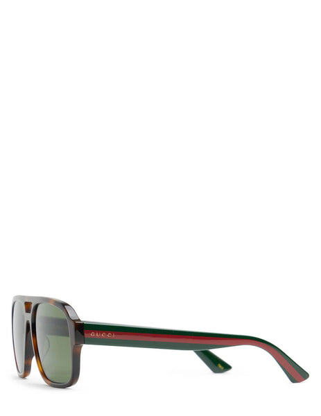 Web-Stripe Sunglasses