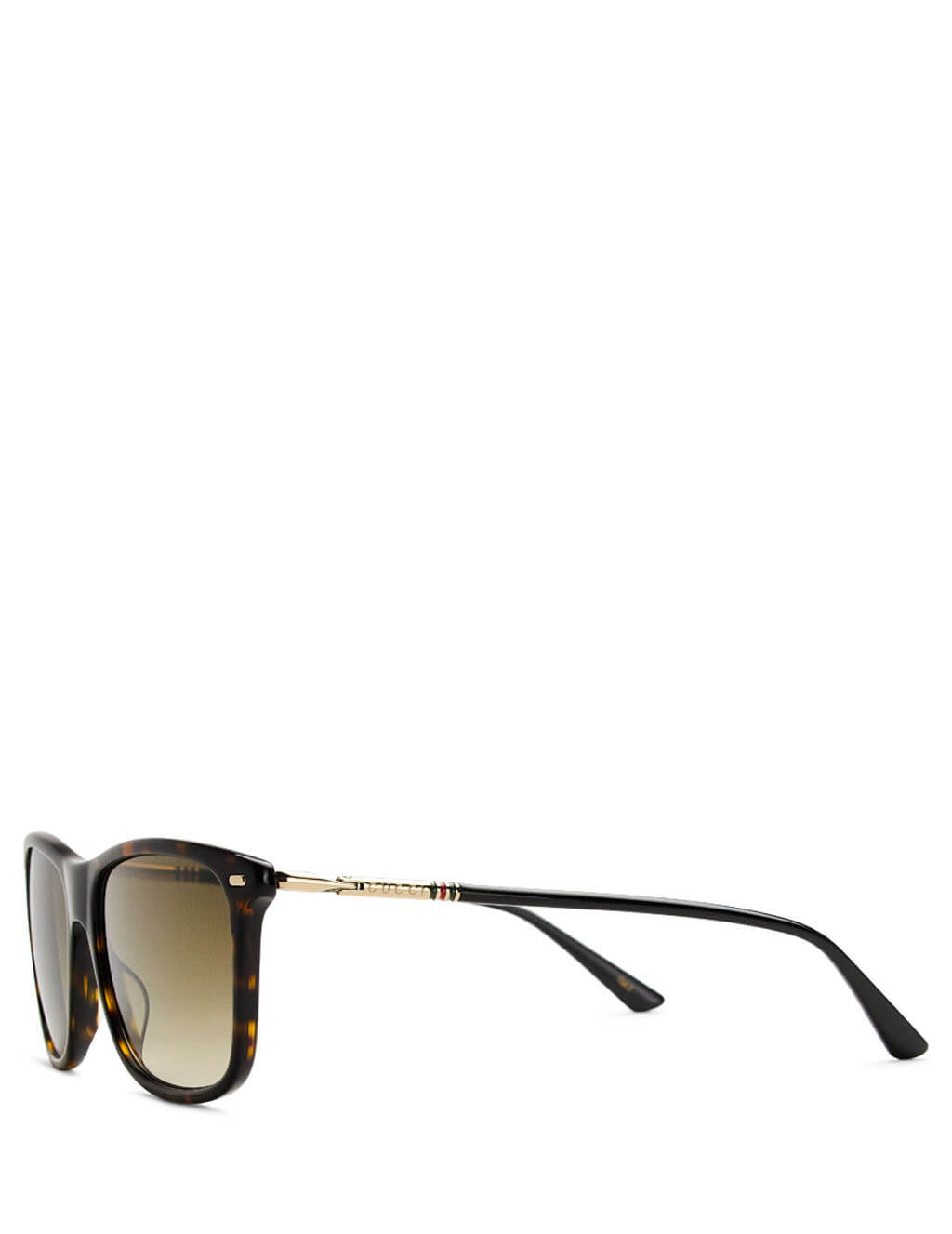 Gucci Men's Havana Square Frame Sunglasses GG 0518/S 002