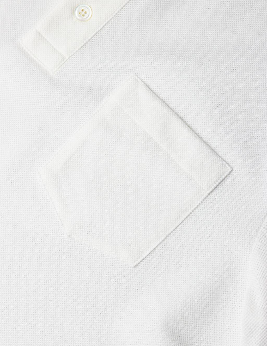 Gucci Men's White Web Collar Polo Shirt 408321 X7331 9060