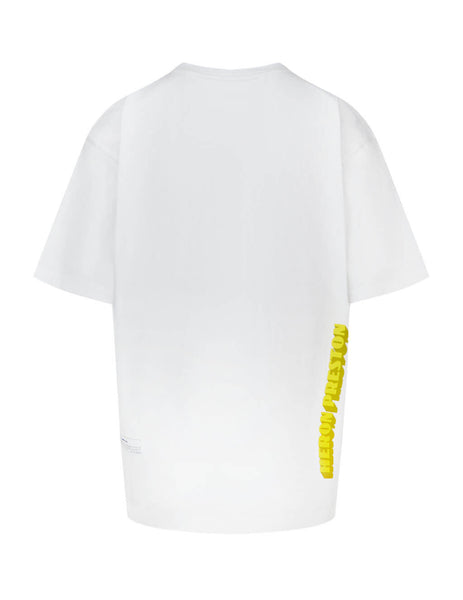 Heron Preston Men's White CTNMB inc. T-Shirt HMAA019F20JER0010110