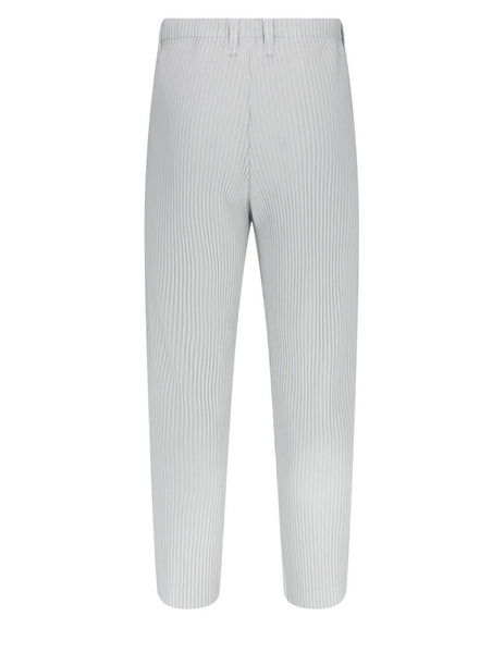 Basics Pleated Trousers