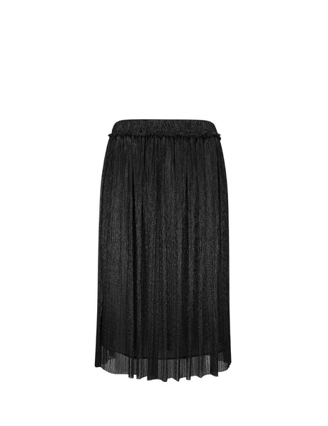 Isabel Marant Étoile Women's Giulio Fashion Black Beatrice Skirt 19AJU103619A035E01BK