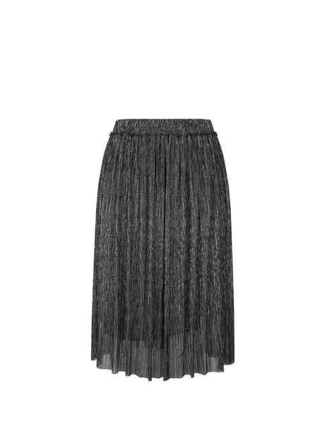 Isabel Marant Étoile Women's Giulio Fashion Gunmetal Beatrice Skirt 19AJU103619A035E08GM