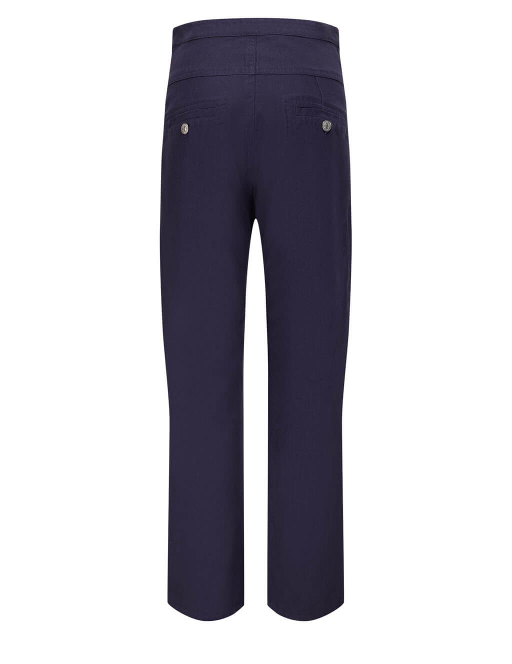 Women's Isabel Marant Etoile Phil Trousers in Faded Night - PA184821P004E30FN