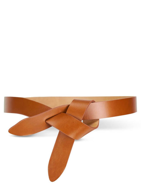 Women's Natural Brown Isabel Lecce Belt. CE011200M004A32NL