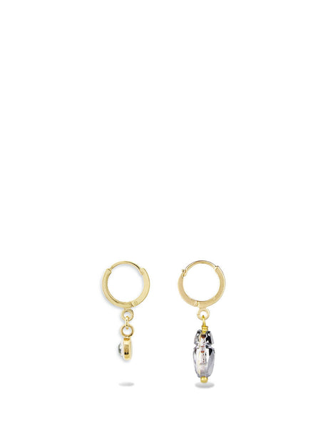 Isabel Marant Women's Giulio Fashion Gold Vedette Earrings BL089719A022B12DO