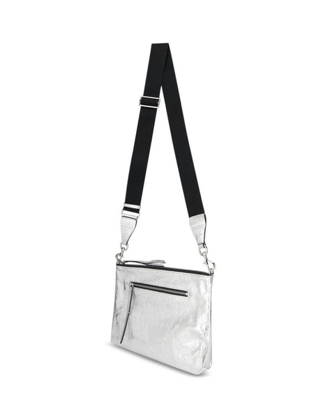 Isabel Marant Women's Silver Nessah New Bag BF003920A035M08SI
