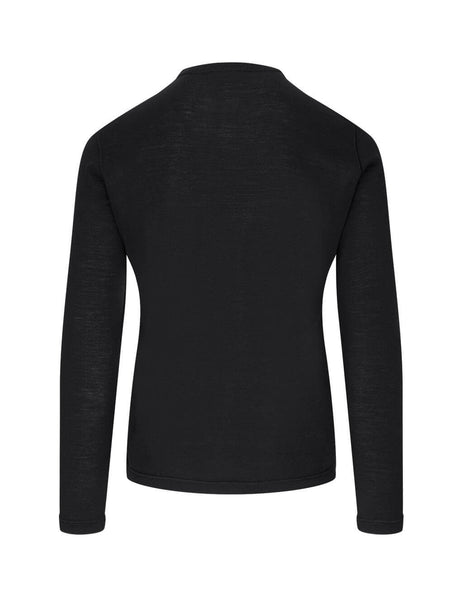 Jil Sander Men's Giulio Fashion Black Casual Jumper JSMR751010-MRY20058 001