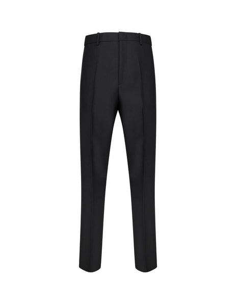 Jil Sander Men's Giulio Fashion Black Sports Trousers JSMR310401-MR201000 001
