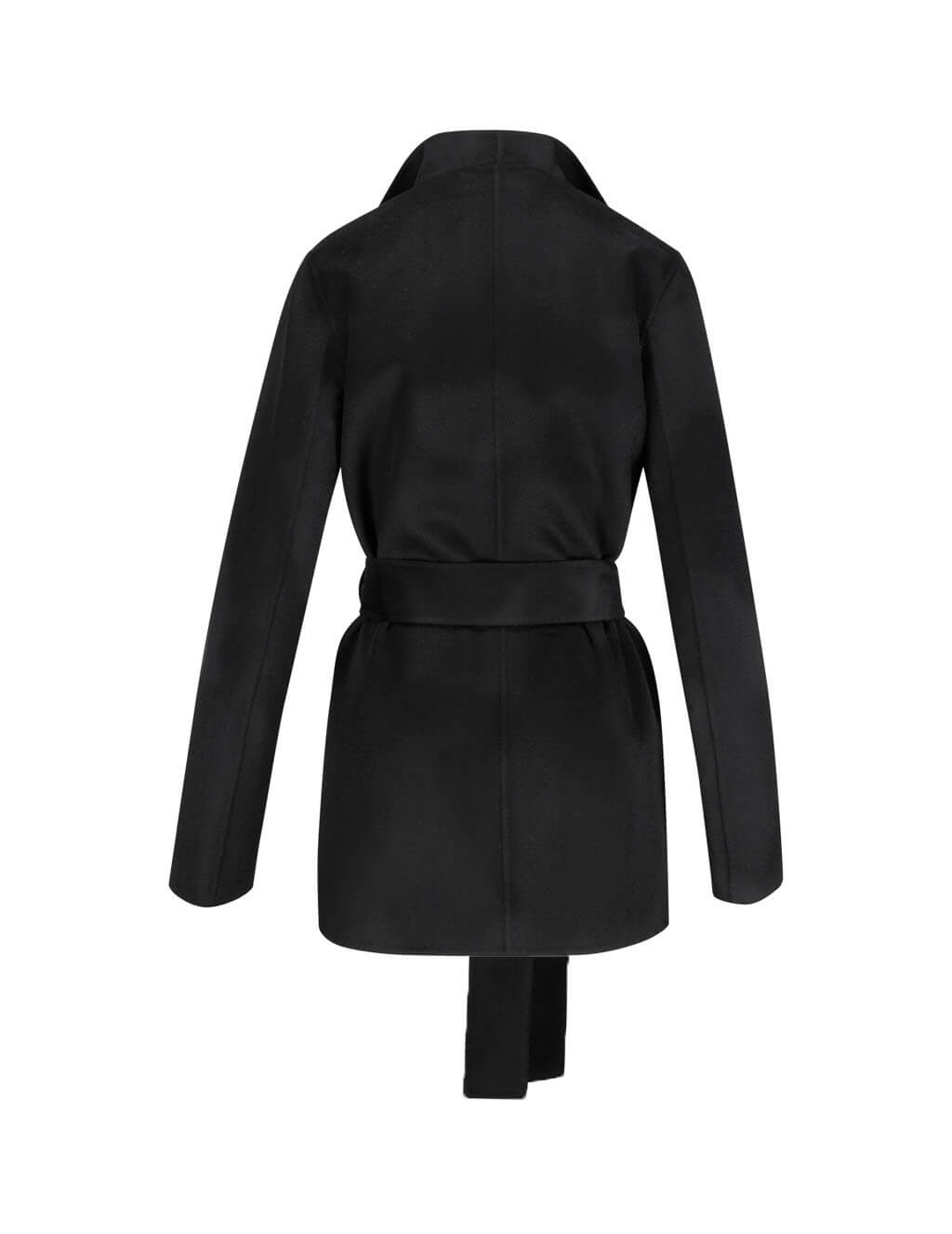 JOSEPH Women's Giulio Fashion Black Lima Coat JF004000_0010