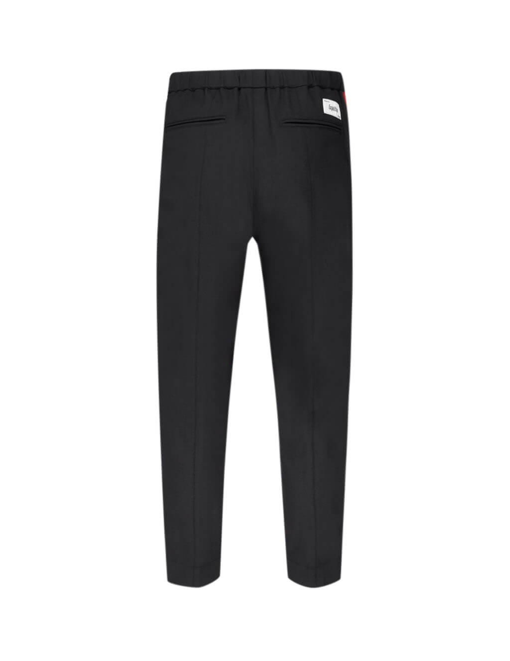 KENZO Men's Giulio Fashion Black Expedition Trousers F965PA2191RC99
