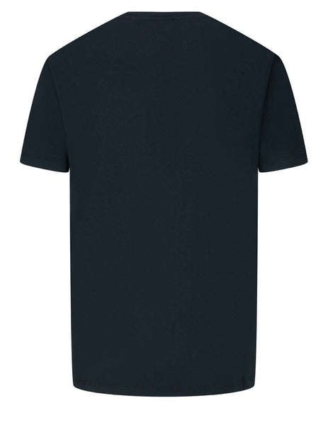 Men's KENZO Gradient Tiger T-Shirt in Black - FB55TS0264YG99