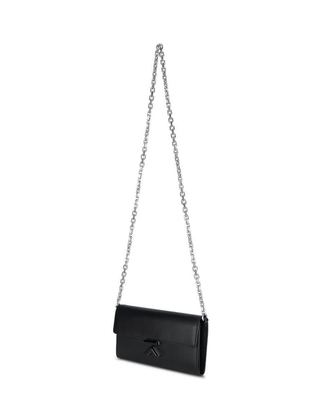 KENZO Women's Giulio Fashion Black K Wallet on a Chain FA62PM318L24.99
