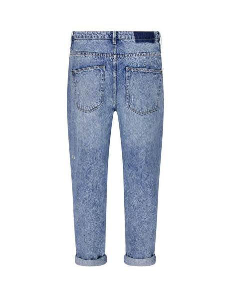 Bullet Vibez Trashed Relaxed Jeans
