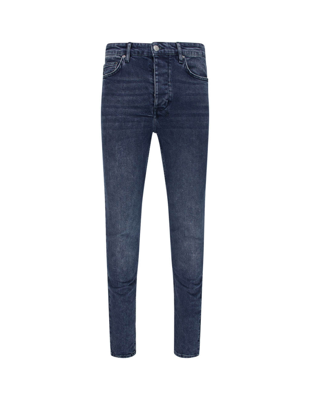 mens ksubi chitch denim jeans in blue kolla 5000004989
