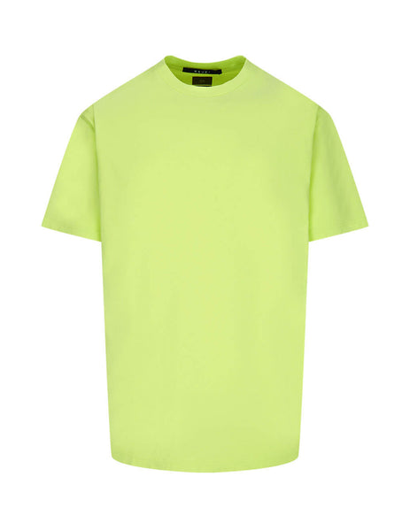 Men's Neon Yellow KSUBI Biggie T-Shirt 5000004654