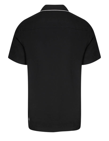 Men's KSUBI Downtown Shirt in Black - 5000005810