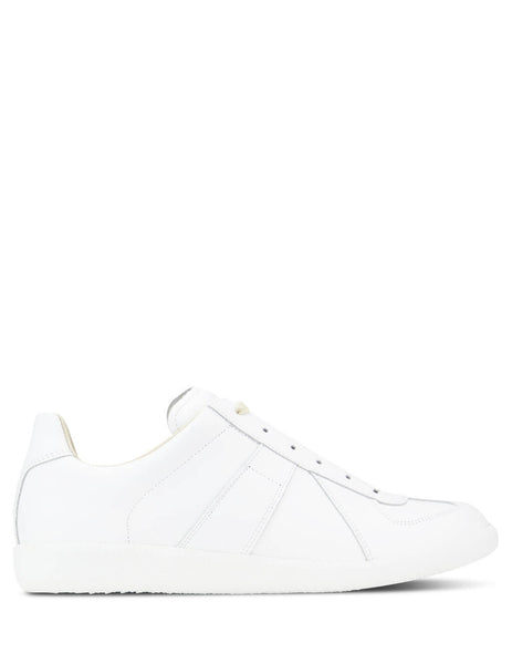 Maison Margiela Men's Giulio Fashion White Colour-In Sneakers S57WS0280P2712T1003