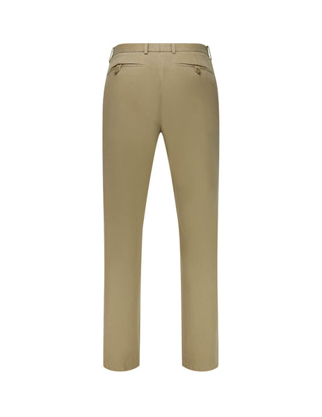 Men's Cookie Beige Maison Margiela Cotton Chinos S50KA0536S52167154