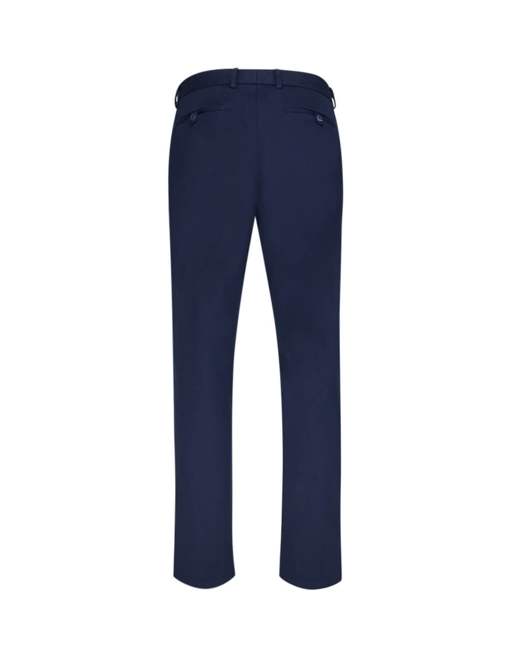 Maison Margiela Men's Navy Cotton Gabardine Trousers S30KA0588S52696524