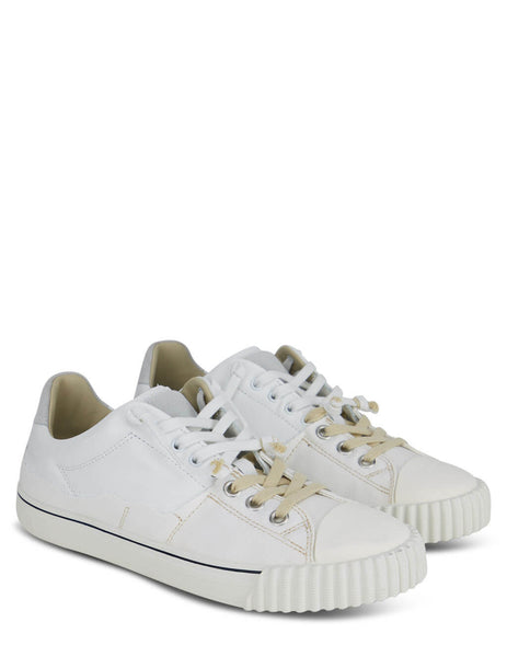 Men's Maison Margiela Evolution Sneakers in White - S57WS0391P4022H8548