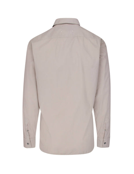 Maison Margiela Men's Giulio Fashion Nude Missing Pocket Shirt S50DL0393S39545115