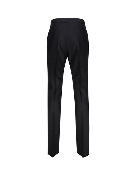 Maison Margiela Men's Giulio Fashion Black Seam Front Trousers S50KA0465S49892900