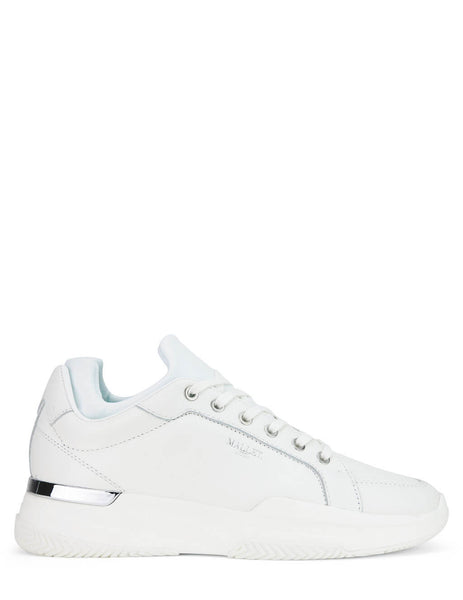 Men's Mallet London Kingsland 247 White Sneakers - TE3051WHT