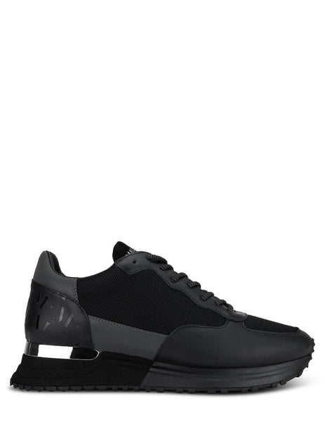 Men's Mallet London Popham Midnight Mesh Reflect Sneakers - TE2050MDMRF