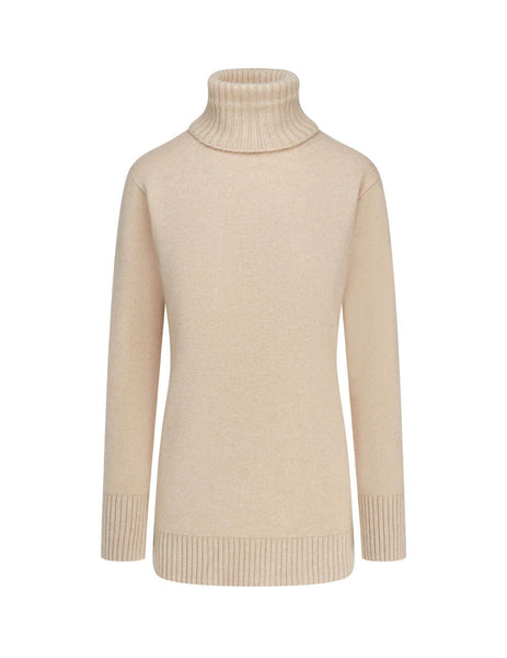 Max Mara Women's Camel Brown Nastro Jumper 13660203600-002