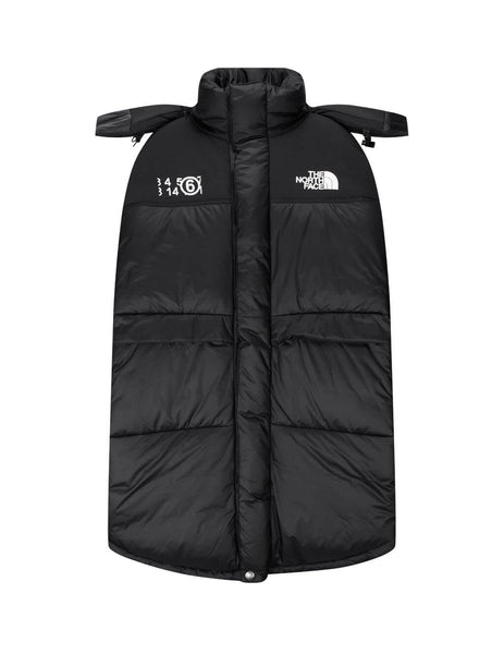 MM6 Black MM6 x TNF Circle Himalayan Parka S62AA0034S53390900