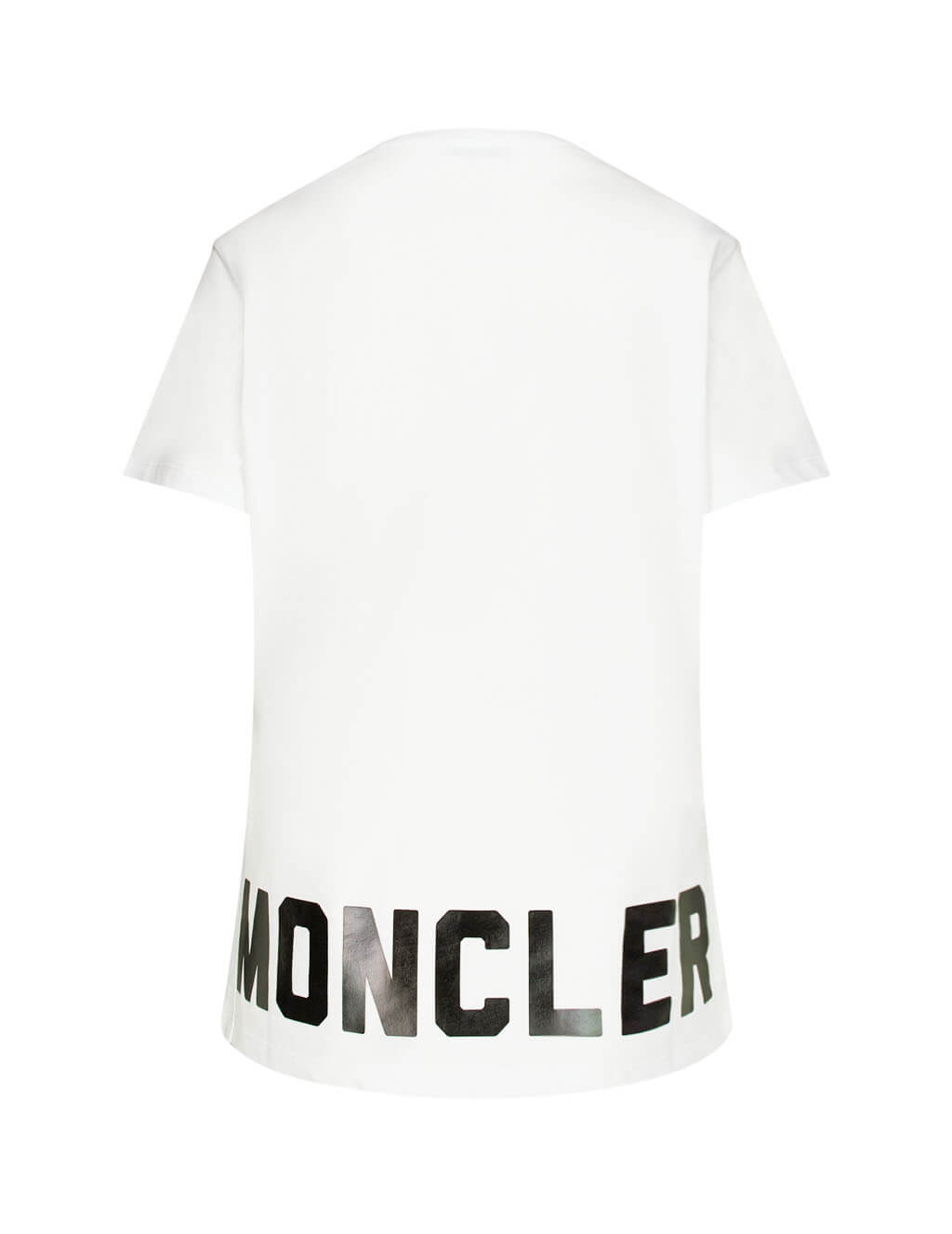 Moncler Women's Back Print T Shirt 8091650V8094001