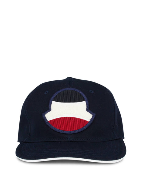 Moncler Men's Navy Baseball Hat 0913B70000V0088742