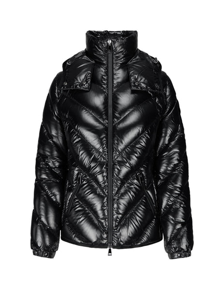 Women's Black Moncler Brouel Jacket 0931B51200C0064999