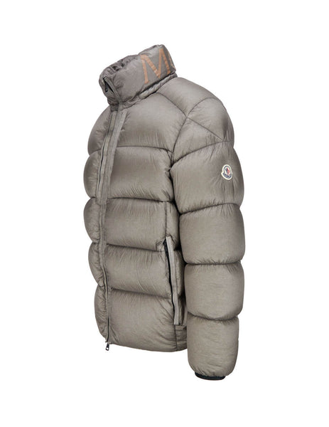 Moncler Men's Giulio Fashion Grey Cevenne Jacket 0911A56960C0611909