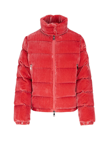 Moncler Women's Bright Pink Copenhague Jacket 0931A52100V0080536