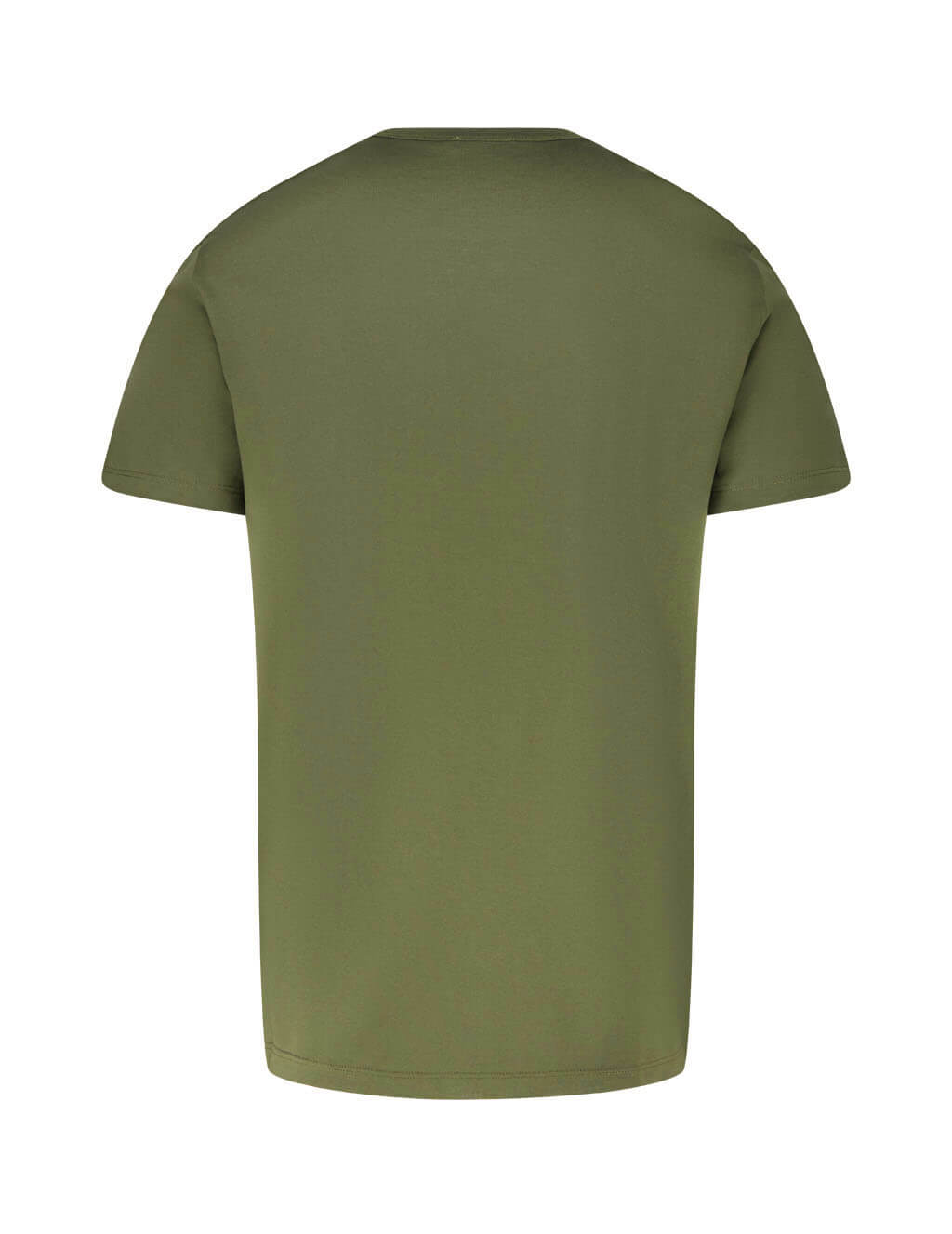 Moncler Men's Giulio Fashion Green Double Patch T-Shirt 0918C781008390Y880
