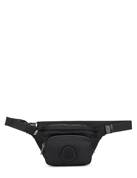 Moncler Men's Black Durance Belt Bag 09A5M7020002ST8999
