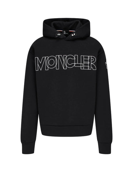 Logo Graphic Hooded Sweatshirt