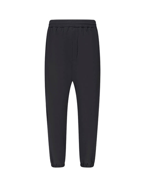 Men's Moncler Grenoble Sports Trousers in Black. 0972A600405399D999
