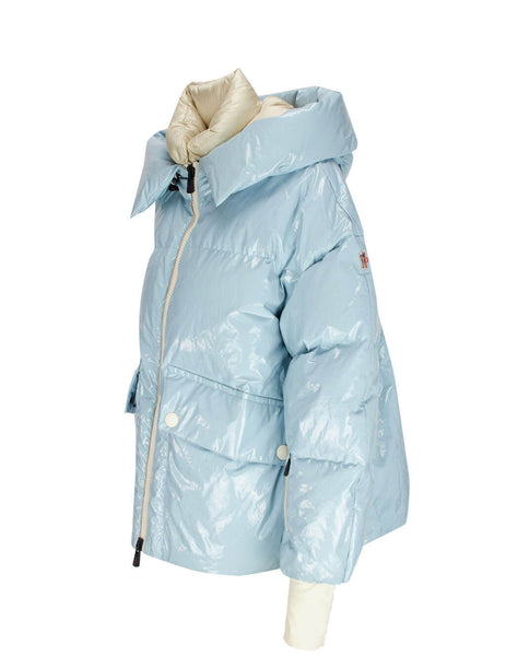Moncler Grenoble Women's Pale Blue Tillier Jacket 0981B5020054AKS712