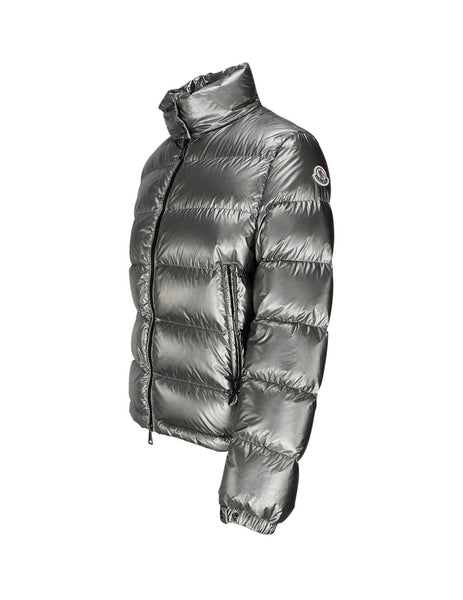 Moncler Women's Charcoal Grey Gris Jacket 0931A52000C0437920