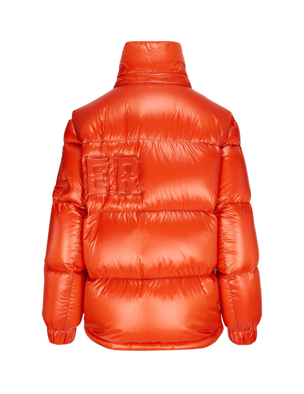 Women's Moncler Guernic Jacket in Orange. 0931A52E4068991300