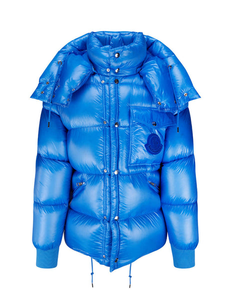 Men's Moncler Lamentin Jacket in Azure Blue - 0911B58300539WF71E