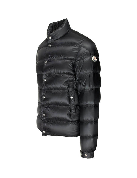 Moncler Men's Black Piriac Jacket 4194549C0084999