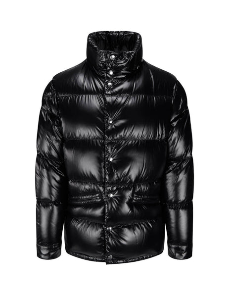 Men's Moncler Rateau Jacket in Black - 0911B5300068950999