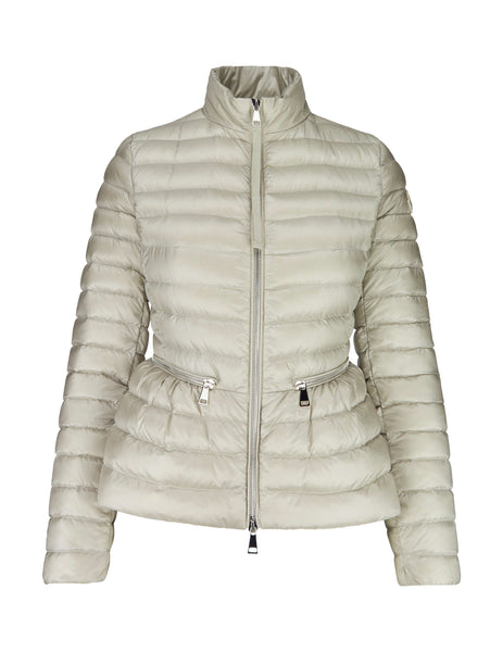 Moncler Women's Giulio Fashion Beige Agate Jacket 463339453048265