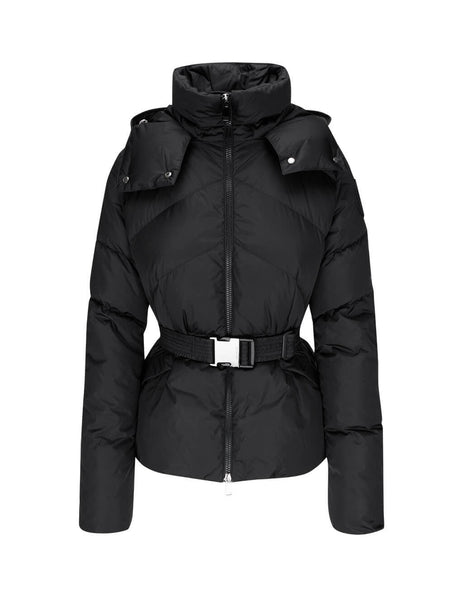 Women's Moncler Aloes Jacket in Black. 0931A54600C0068999