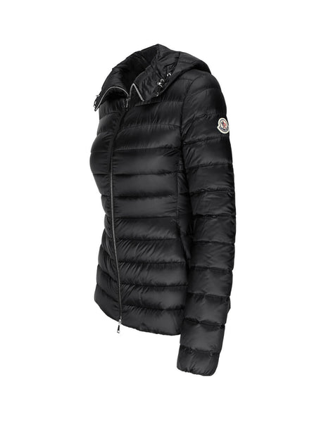 Moncler Women's Giulio Fashion Black Amethyste Jacket 0931A10600C0355999