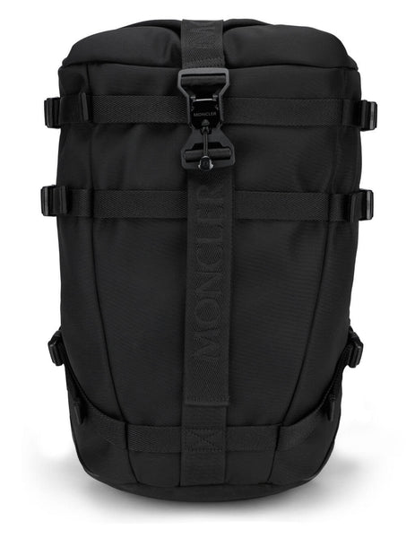 Men's Moncler Argens Backpack in Black - 09A5A7030002SKQ999